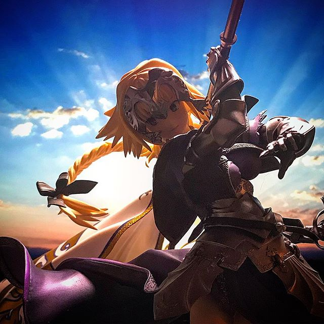 Jeanne D'Arc (Fate Apocrypha)