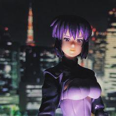 Motoko Kusanagi (Ghost in the Shell)