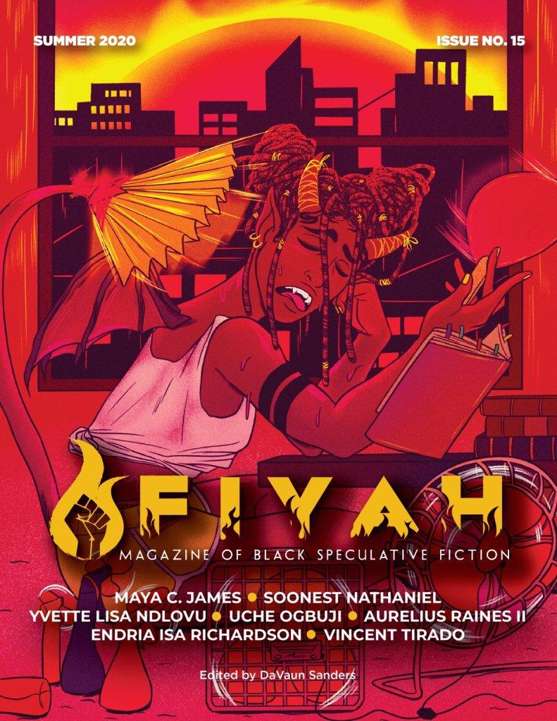 FIYAH Magazine summer 2020 issue